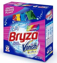 Bryza 2w1 Vanish Ultra, Kolor, proszek do prania, 300g, 4 prania
