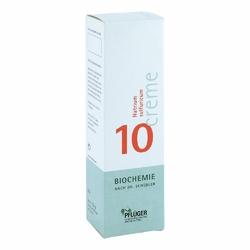 Biochemie Pflueger 10 Natrium sulfur. Creme