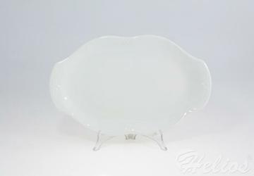 Półmisek owalny 33 cm - C000 KAMELIA Biała