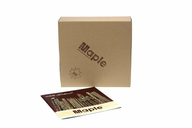 Klocki drewiane Maple Ecopack 200