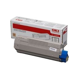 OKI Toner-MC7607080 Black 8K 45396304