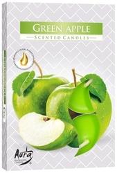 Bispol, zielone jabłko, podgrzewacze zapachowe, 6 sztuk