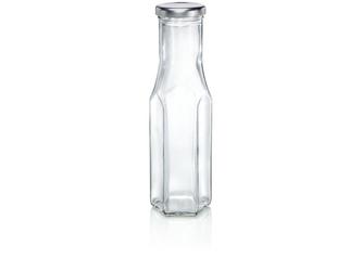 Butelka sześciokątna 256 ml
