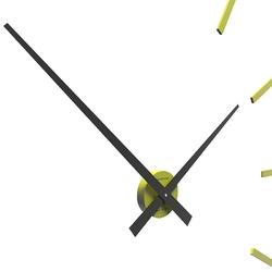 Zegar ścienny pinturicchio duży calleadesign czarny 10-303-05