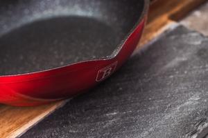 Berlinger haus mini patelnia 16 cm metalic line burgundy