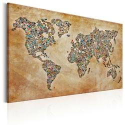 Obraz - pocztówki ze świata