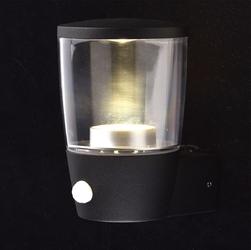 Kinkiet zewnętrzny led na budynek z czujnikiem światła mw-light street 807021901