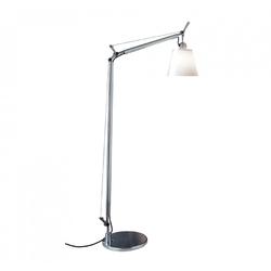 Artemide :: lampa podłogowa tolomeo srebrna wys. 108 cm