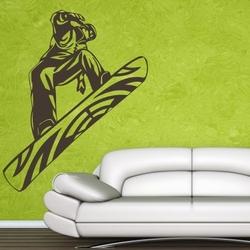 szablon malarski snowboard sb10
