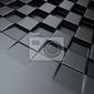 Fototapeta chess metaliczne tło