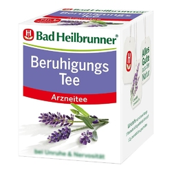 Bad heilbrunner beruhigungs tee mit lavendelbl.fbtl.