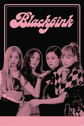 Blackpink kill this love - plakat