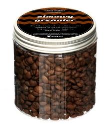 Kawa arabica mielona lub ziarnista smakowa zimowy grzaniec 200g