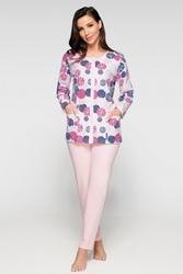 piżama damska regina 930 plus size