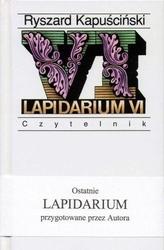 Kapuściński r. - lapidarium vi