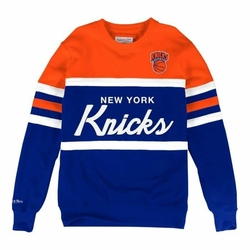 Bluza Mitchell  Ness NBA New York Knicks Head Coach - New York Knicks