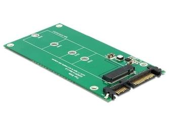 Delock adapter sata 22pin - m.2 ngff key b 67pin płytka