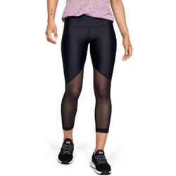 Legginsy damskie under armour hg armour mesh ankle crop - graphic