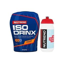 Isodrinx 420 g + bidon tacx 500 ml