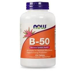 Now - vitamin b-50 - 250tab