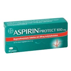 Aspirin protect 100 mg tabl. magensaftr.