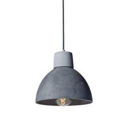 Loftlight :: lampa wisząca korta concrete szara szer. 28 cm
