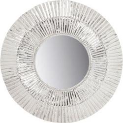 Lustro mercury srebrne ø115cm