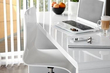 Białe biurko fast trade 120 cm
