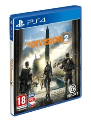 UbiSoft Gra PS4 The Division 2