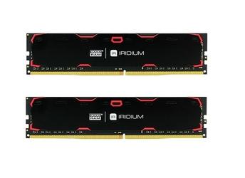 GOODRAM DDR4 IRIDIUM 16GB2133 28GB 15-15-15