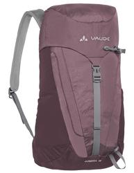 Damski plecak turystyczny vaude gomera 24 - fioletowy