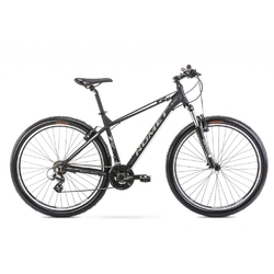 Rower górski romet rambler r9.0 2021, kolor czarny, rozmiar 21