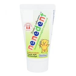 Nenedent homeopatyczna pasta do zębów dla dzieci