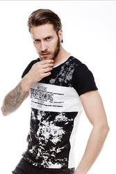 Crsm t-shirt męski - 16018-2