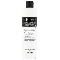 Be hair be tech nutri szampon odżywczy do włosów przesuszonych 300ml