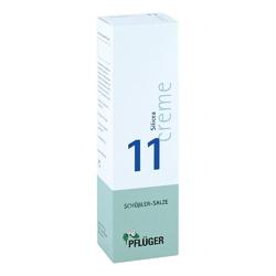 Biochemie pflueger 11 silicea creme