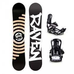 Zestaw raven relict 2020 + raven s220 black