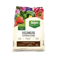 Humus – użyźnia glebę – 40 l target