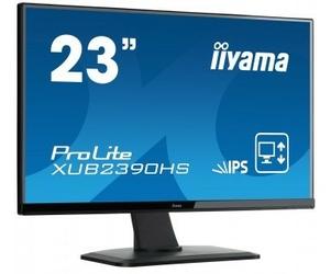 Monitor led iiyama xub2390hs-b1 23 hdmi pivot ultra slim - szybka dostawa lub możliwość odbioru w 39 miastach