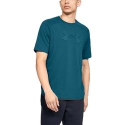 Koszulka męska under armour unstoppable move tee - niebieski