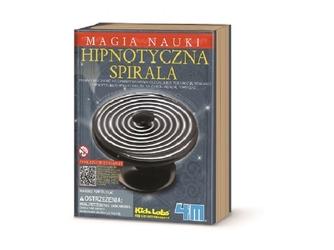 MAGIA NAUKI hipnotyczna spirala
