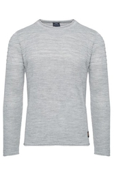Sweter - szary 27004-2