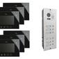 Wideodomofon vidos 6 x m670bs606 - szybka dostawa lub możliwość odbioru w 39 miastach