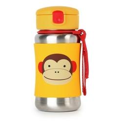 Stalowy bidon małpa zoo - małpa