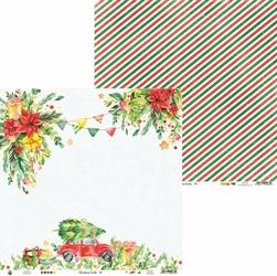 Papier 30x30 Christmas treats 06 scrapbooking