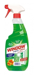 Płyn do szyb window plus spring flower 750 ml