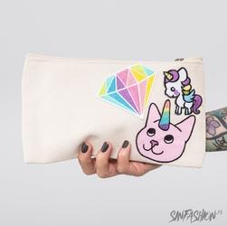 Kosmetyczka extreem - unicorn make up bag