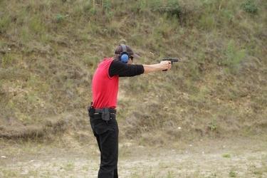 Strzelanie bojowe - katowice