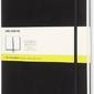 Notes moleskine w twardej oprawie xl czarny gładki