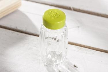 Practic przyprawnik szklany mix kolorów